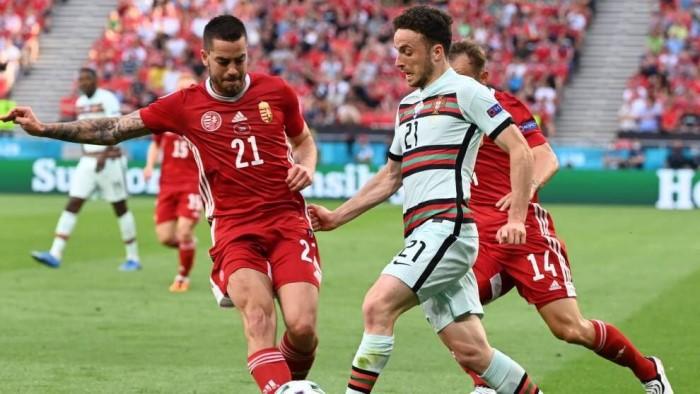 Hungary vs Anh