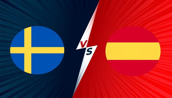 Thụy Điển vs Tây Ban Nha