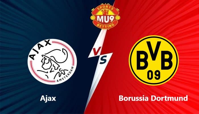 Ajax vs Borussia Dortmund
