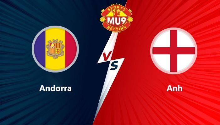 Andorra vs Anh