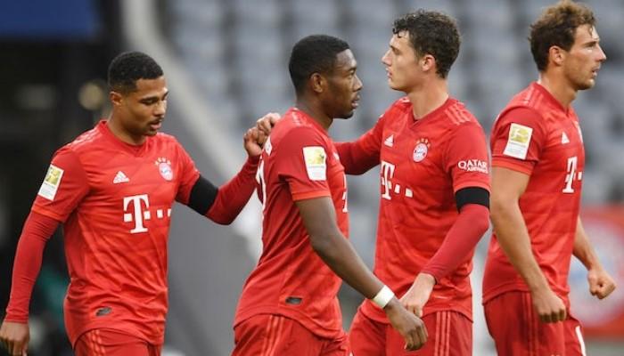 Bayer Leverkusen vs Bayern München