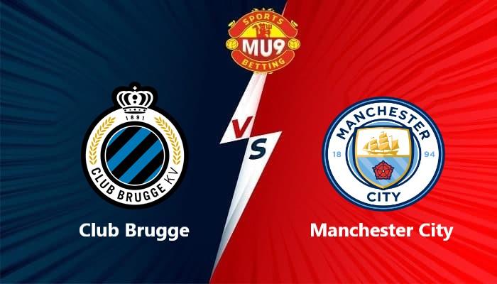 Club Brugge vs Manchester City