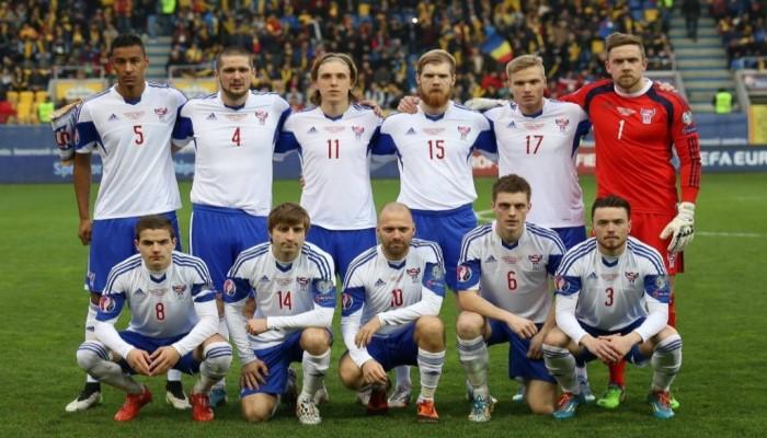 Faroe Islands vs Áo