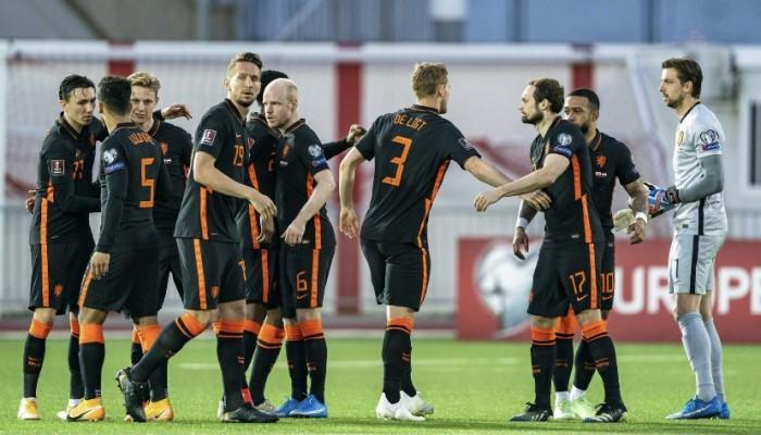 Hà Lan vs Gibraltar
