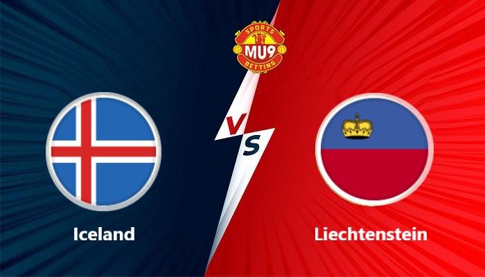 Iceland vs Liechtenstein