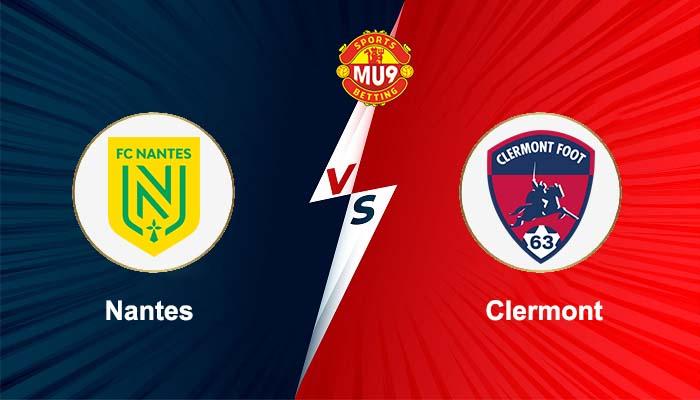 Nantes vs Clermont