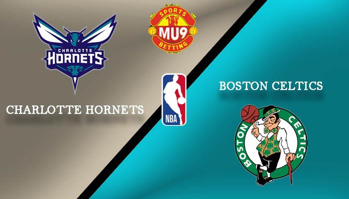 Charlotte Hornets vs Boston Celtics