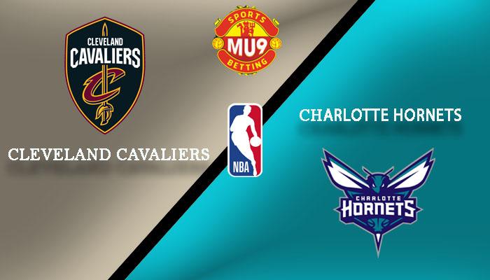 Cleveland Cavaliers vs Charlotte Hornets