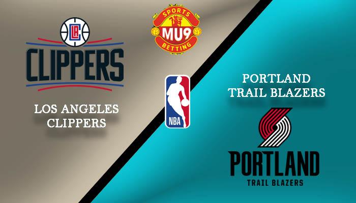 Los Angeles Clippers vs Portland Trail Blazers