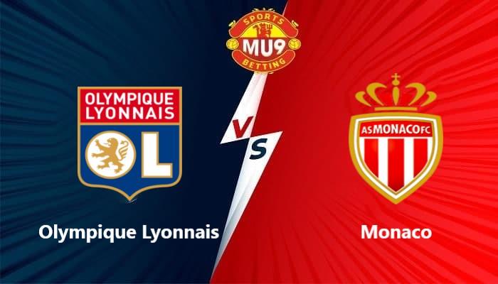 Olympique Lyonnais vs Monaco