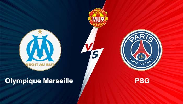 Olympique Marseille vs PSG