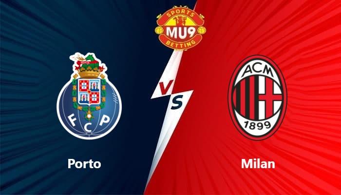 Porto vs Milan