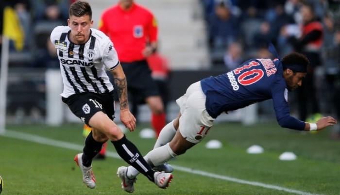 PSG vs Angers SCO