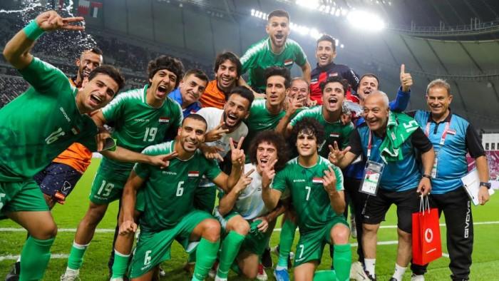 UAE vs Iraq