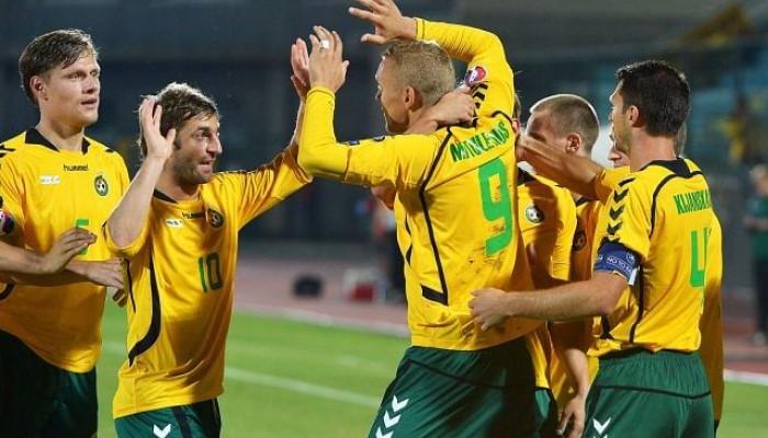 Lithuania vs Thụy Sĩ
